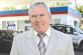 Алесандр Михайлович Смирнов - депутать Ярославского муниципально совета